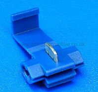 Scotchlok TYPE wiring connector BLUE (bag of 20)  ALT/T70-02